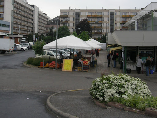 Veszprém, piac