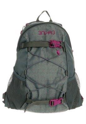 98e3d690a4860 ... der GIRLS WONDER Rucksack von Dakine in Grau ist immer ein praktischer  und stylischer Begleiter! Bauchgurt verstellbare Träger Volumen  20 l
