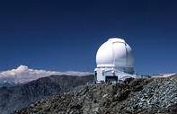 Telescopio SOAR en Chile - Brasil - Astronomía
