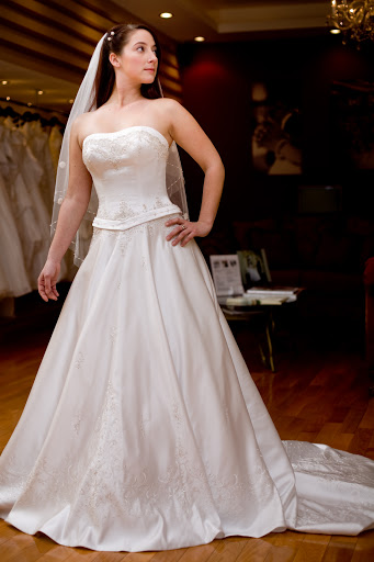 Romantic Bridal Gowns Wedding Dresses