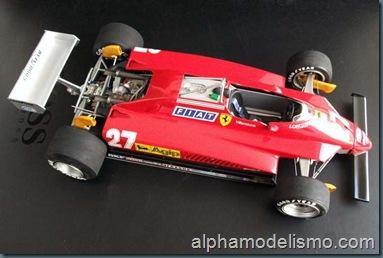 Ferrari 126c-8