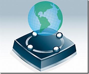 DVD Hologram Projektörü
