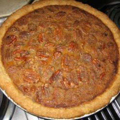 Delicious Pumpkin Pecan Pie