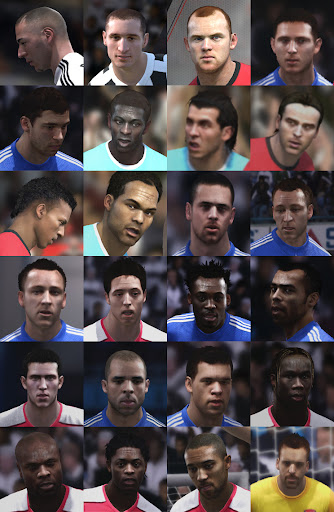 Faces FIFA 11