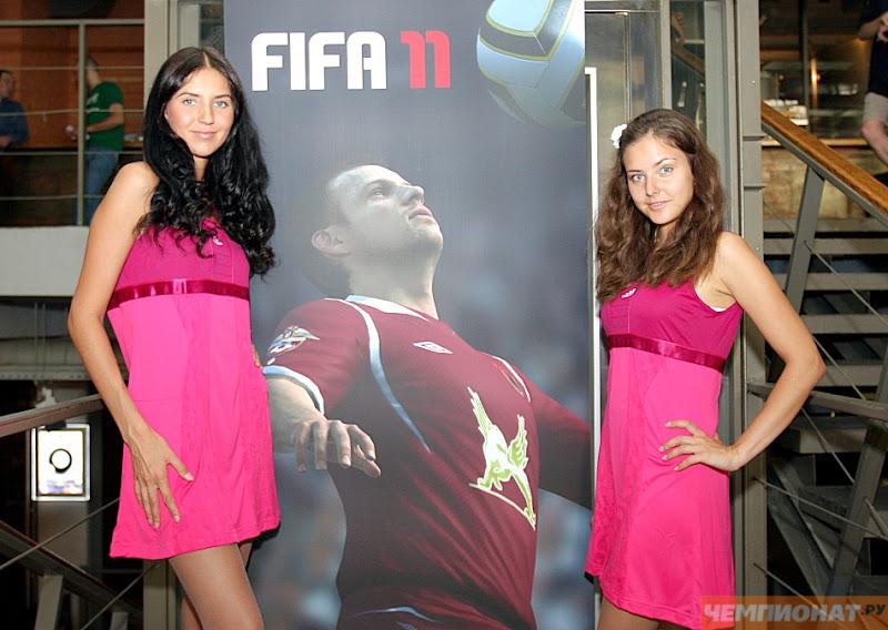 FIFA 11 - Russia