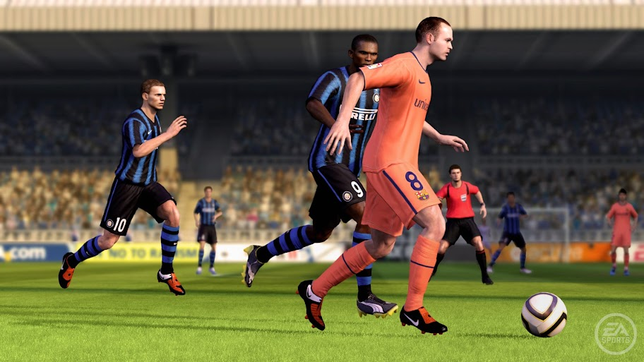 FIFA11 PC - Inter x Barcelona