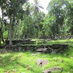 Marae in Huahine
