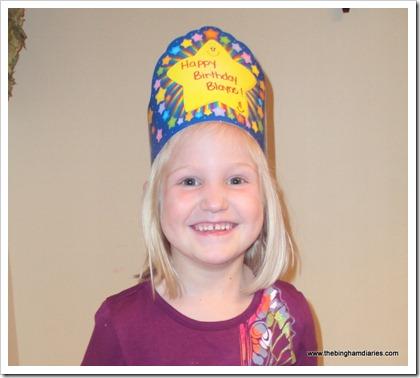 birthday girl blayne