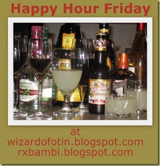 happy hour friday