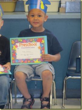 Jordan with certificate