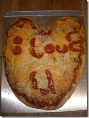 valentines day pizza 007