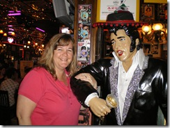 Shelli and Elvis