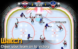 Screenshot of BIG WIN Hockey