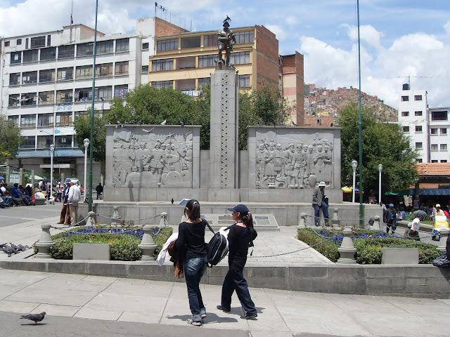 Monumentos paceños