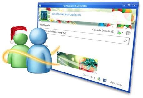 MSN no Natal