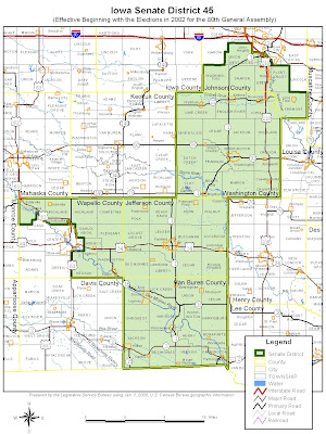 State Senate District 45