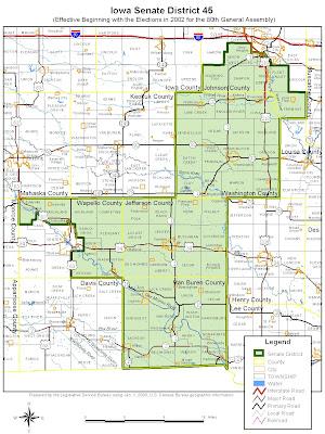 State Senate District 45