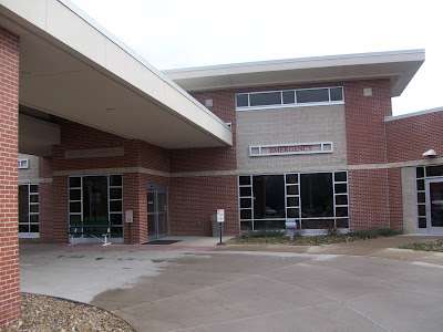 WCHC Front Entrance (KCII)
