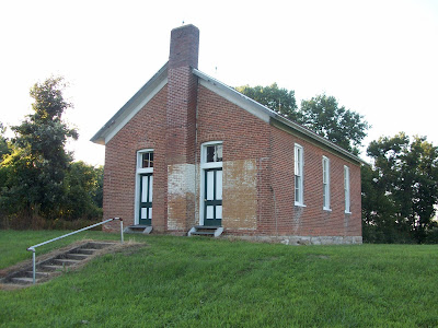 Red Brick School House