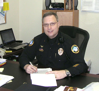 Washington Police Chief Greg Goodman
