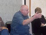 Veteran's Commissioner Jeff Johnson Addresses Washington County Supervisors During the 11/02/09 Meeting