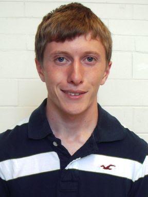 Washington High School Graduate and ISU Student Jeremy Vittetoe.<br /> (Iowa State University)