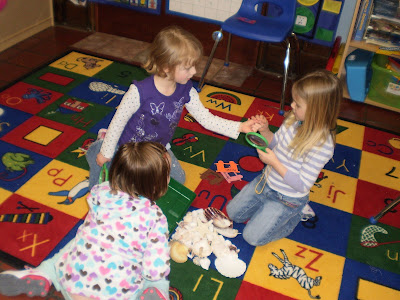 Washington Area 4 Year Olds Have The Option Of Attending 5 Different Preschools As Part Of The Voluntary Preschool Program.<br /> (Washington YMCA Childcare)