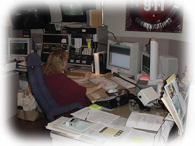 Washington County's 911 Communications Center.<br />