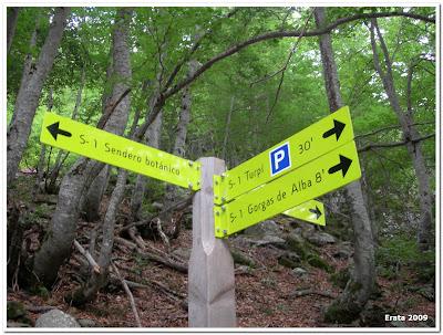 Excursiones para peques ba os de benasque gorgas d alba - Banos de benasque ...