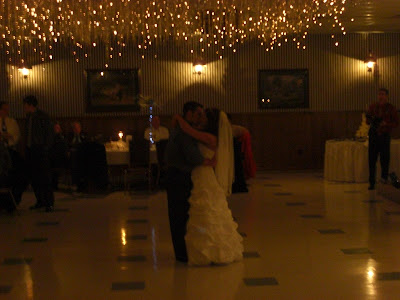 DJ and Desirees First Dance