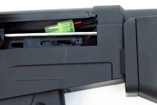 Airsoft Guns,cybergun, galil sar, airsoft aeg, pyramyd air, hop up, charging handle,