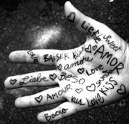 amor escrito