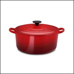 2-Quart Round French Oven in Cherry
