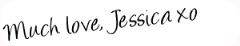 Jessica signature