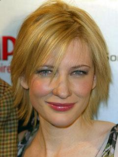 Short Bob Hairstyles-Kate Blanchett