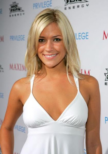 this is Kristin Cavallari latest blonde long bob hair style, yes,