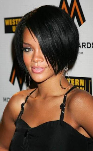 Black Woman Trendy Hair Styles