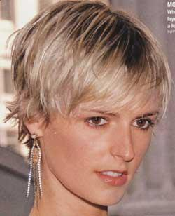 Modern Short haircut - 2010