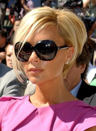 Celebrity Hairstyles Victoria Posh Beckham