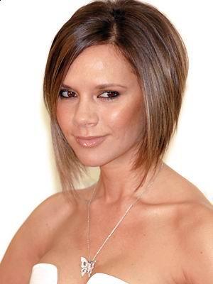 Celebrity Victoria Beckham hairstyle