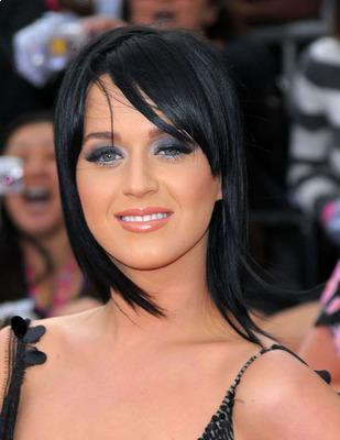 Katy Perry hair style