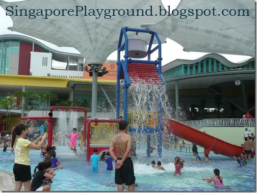 Sengkang Swimming Complex Anchorvale Singapore Playground