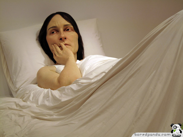 ron mueck art analysis Ron mueck is an australian hyper-realist sculptor working in the uk ron mueck's incredible human sculptures posted on april 18, 2008 august 16, 2017 by admin cateogory: art 172,113 views ron mueck is a london-based photo-realist artist born in melbourne.