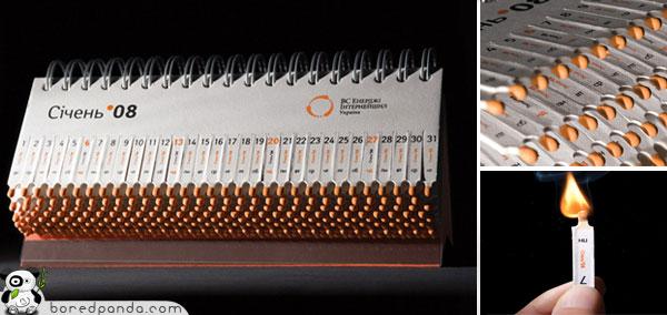 Calendar Design Ideas Ks : Most creative calendar designs bored panda