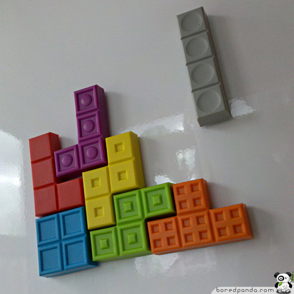 15 Cool And Unusual Magnets For Your Fridge