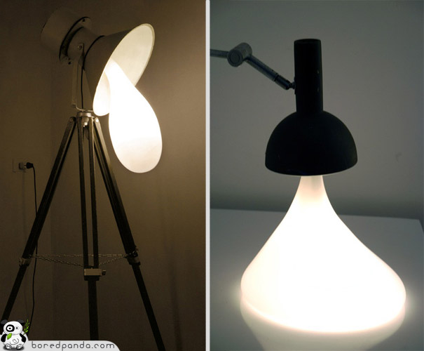 20 Cool Modern Lamp Designs