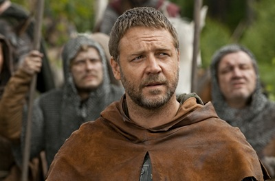 RUSSELL CROWE stars in &quot;Robin Hood&quot;, the epic action-adventure about the legendary figure whose exploits have endured in popular mythology and ignited the imagination of those who share his spirit of adventure and righteousness.