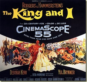 Poster - King and I, The_01