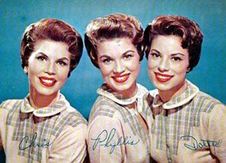 mcguire Sisters. 50s