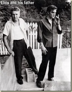 Elvis and Father